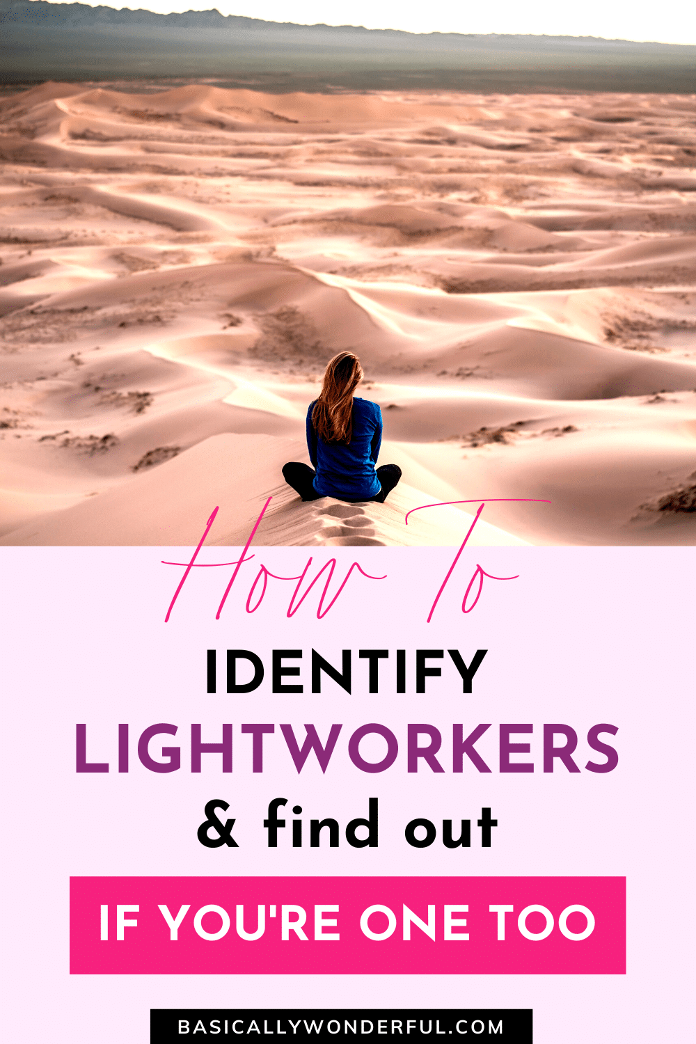 what do lightworkers look like