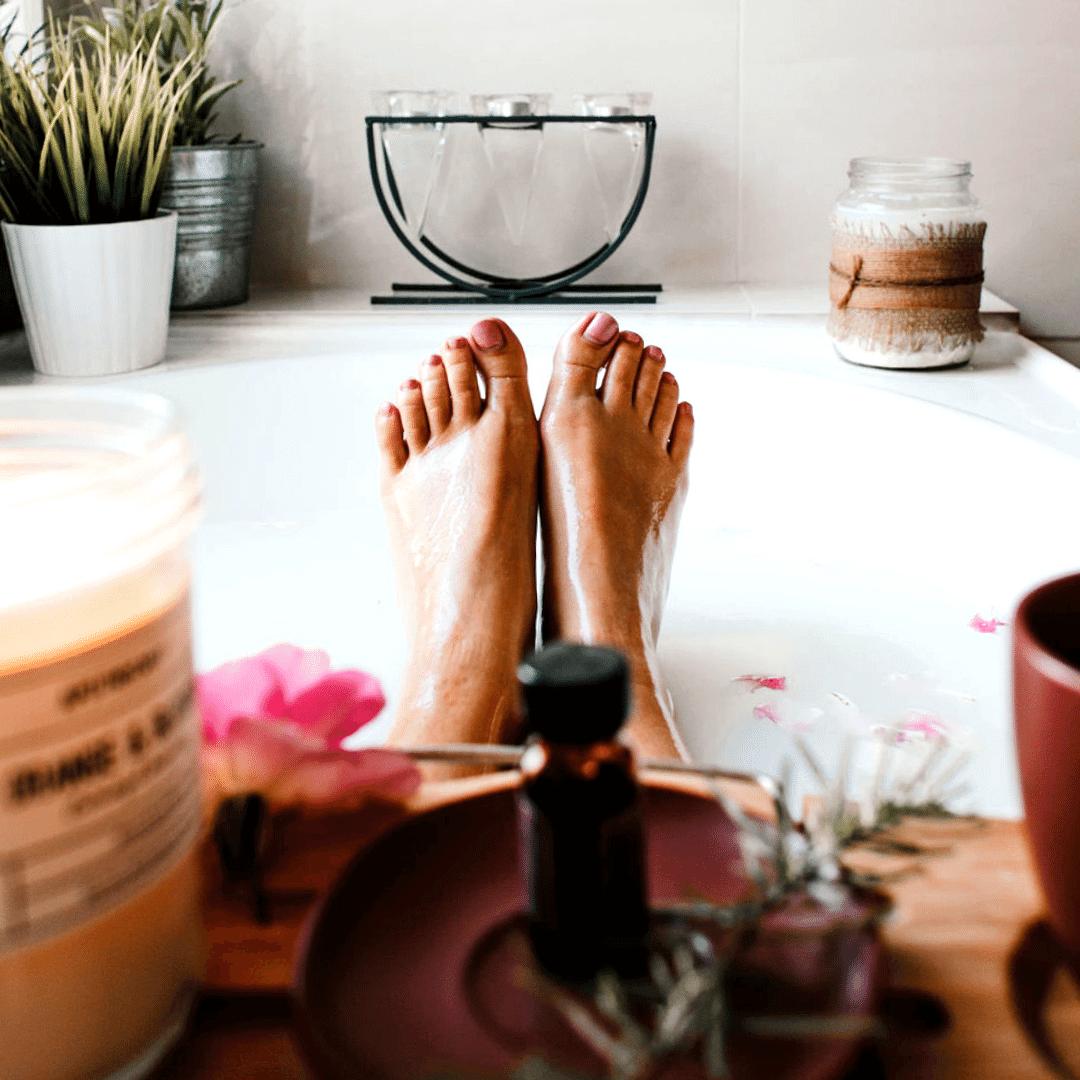 cleanse aura bath
