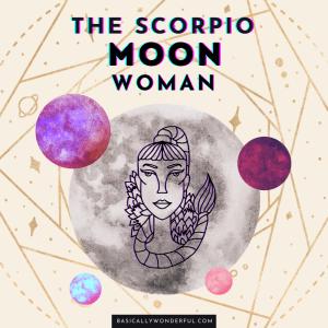 scorpio moon woman