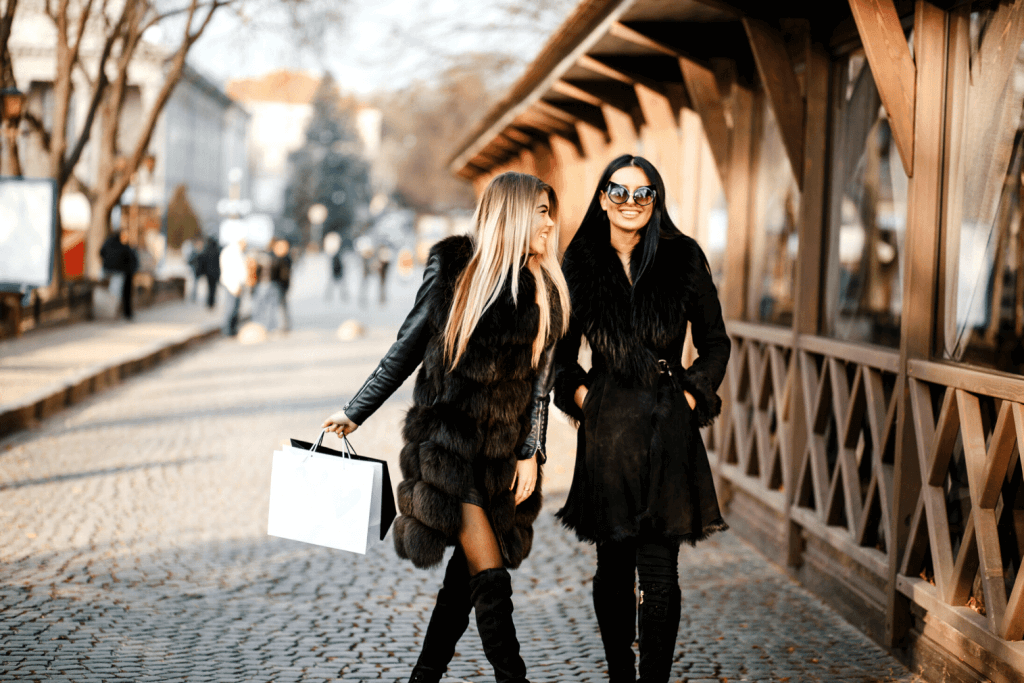 luxury lifestyle for affluent women