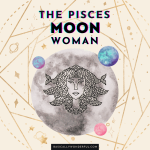 pisces moon woman