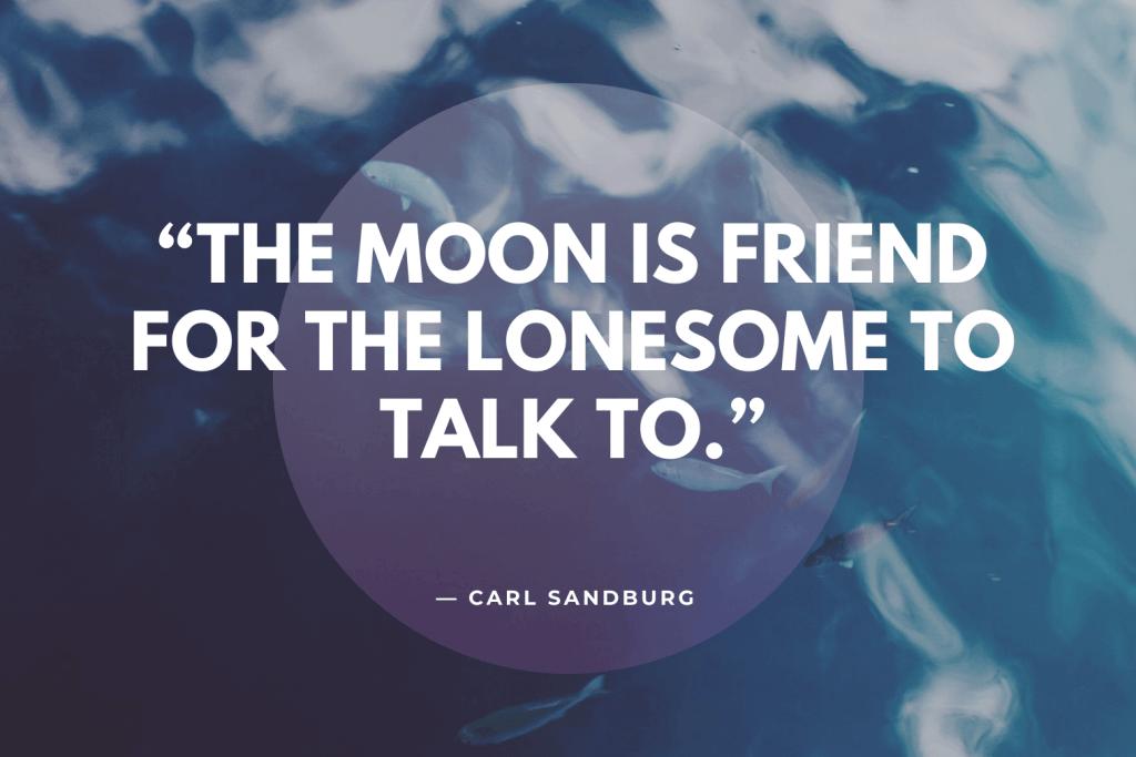 moon quotation
