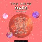 aries mars woman