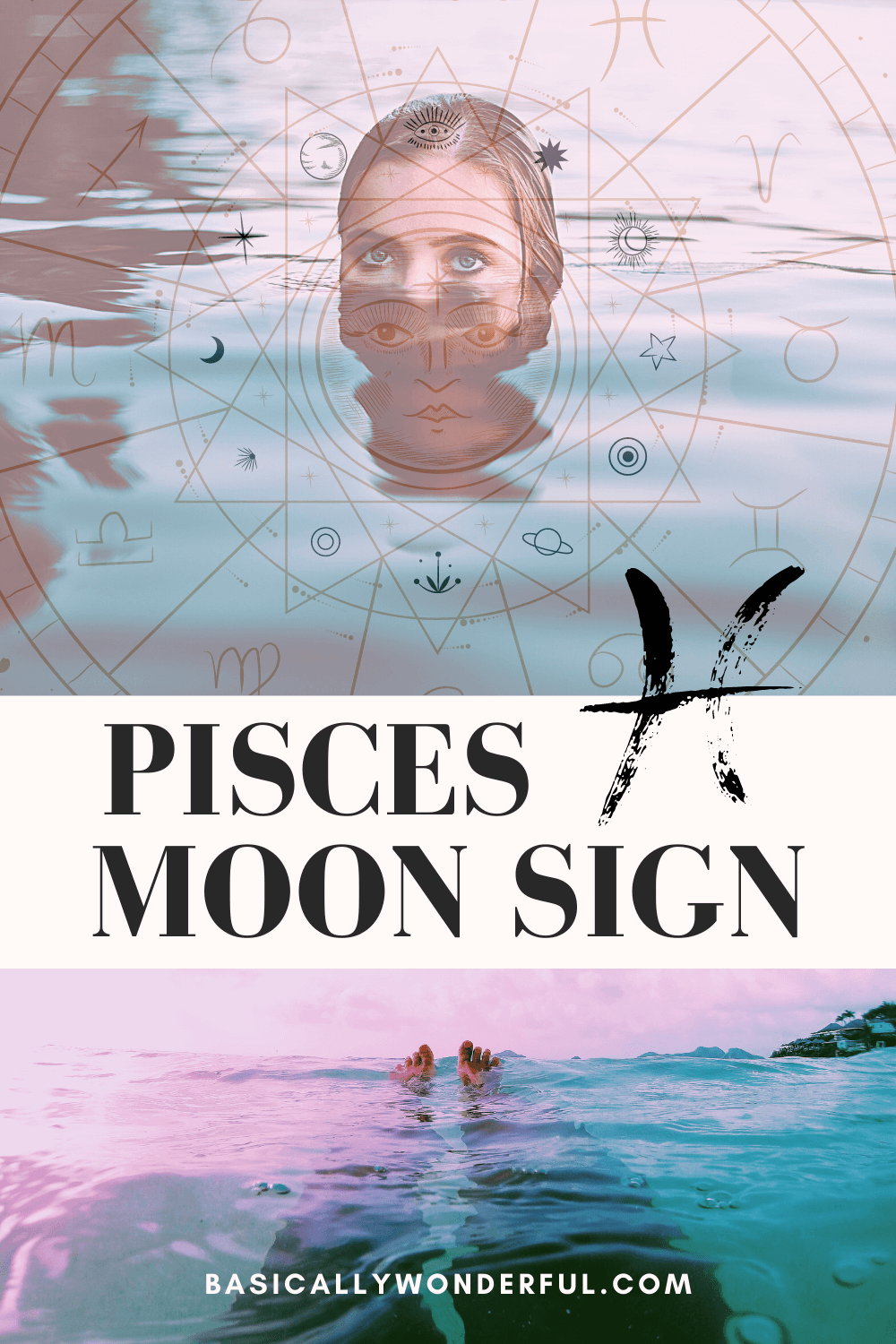 Likes signs you a pisces woman What Each